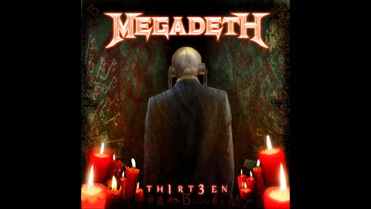 Megadeth - Words And Music From