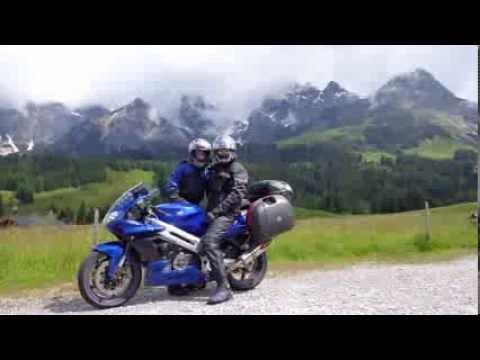 Wyprawa motocyklowa - Alpy. Włochy i Bałkany (lipiec 2013)