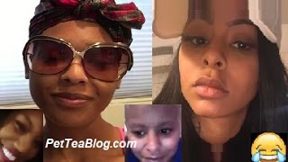 Moniece Slaughter BEATS UP Alexis Sky & Jhonni Blaze Laughs #TEA #LHHH #Lhhatl #lhhny