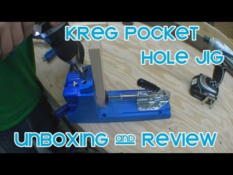 Kreg Jig Master System   K4MS   Unboxing & Review