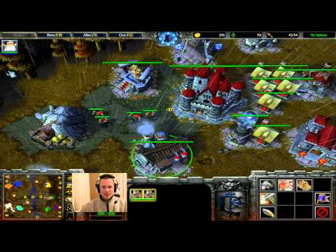Warcraft 3 - 580 (4v4 RT)