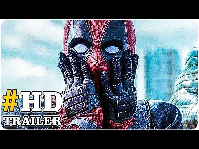 Deadpool 2 Zwiastun dubbing (2018) #PL