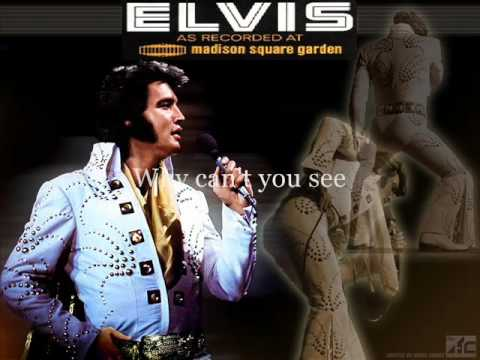 Elvis Presley Suspicious Minds 1972 As Recorded At