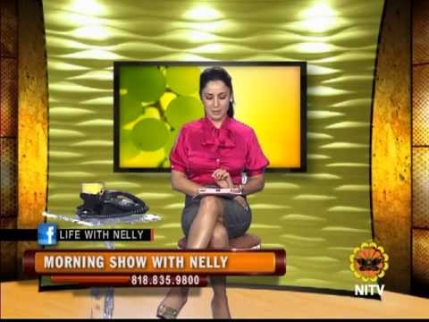 Morning Show with Nelly (September 4.2013)