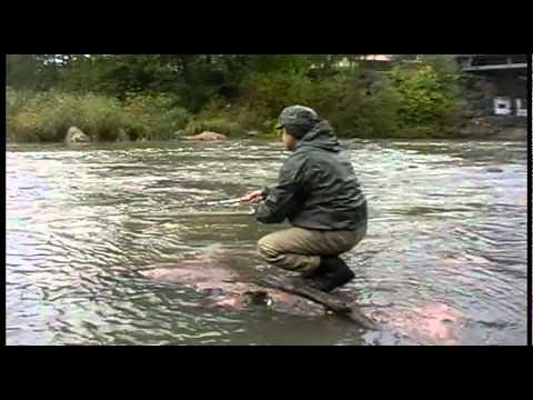 ловля семги в финляндии