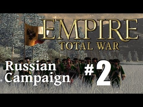 Empire Total War - Russian Campaign Part 2: Crimea for Russia!