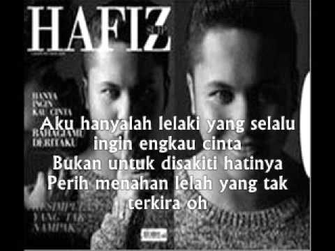 download lagu Hanya Ingin Kau Cinta - Hafiz Af7 gratis