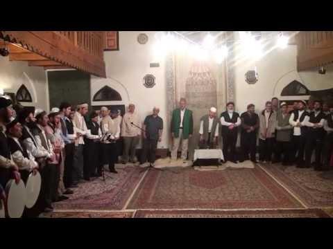 Hacı Sinan Tekkesi Zikir Meclisi / Bosna 2014