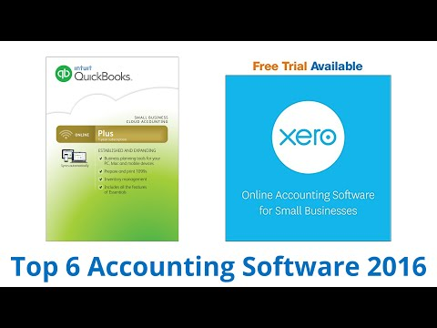 6 Best Accounting Software 2016