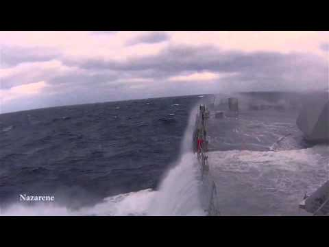USS Fort Worth LCS 3 Transits the East China Sea
