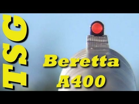 Beretta A400 XTREME Unico review