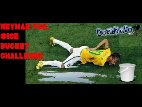 Neymar Ice Bucket Challenge ft Kaka, C. Ronaldo, Messi, Kroos, Ronaldinho,