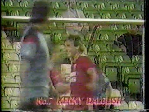 Liverpool 2 Southampton 1 17/09/1985 Screen Sport Super Cup