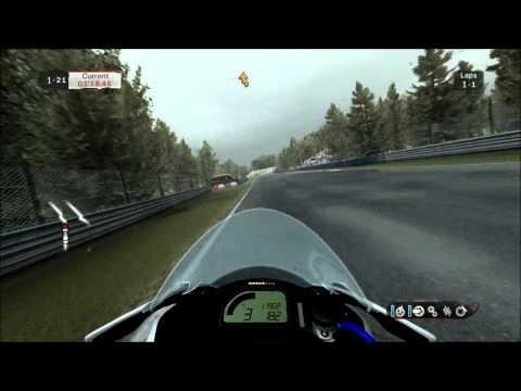 Até que é um bom jogo de moto - Corrida BMW S1000RR