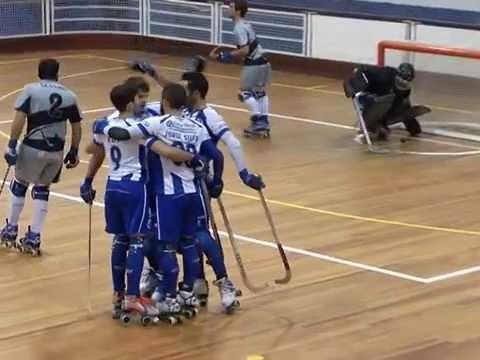 Hóquei em Patins: Carvalhos-FC Porto Fidelidade, 2-10 (18.ª jornada, 11/02/15)
