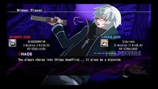 UNDER NIGHT IN-BIRTH Exe:Late[st]: Does Chaos Counter Hilda?