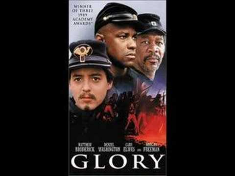 James Horner Glory