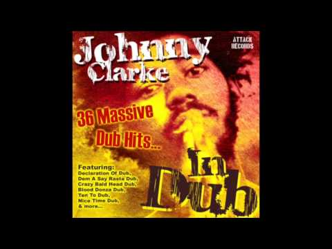 Johnny Clarke - Blood Donza Dub