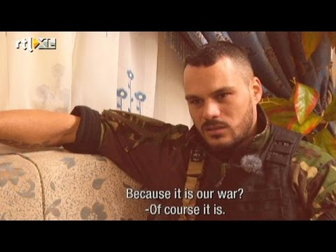 Dutch man joins Kurds in their fight against ISIL - RTL NIEUWS