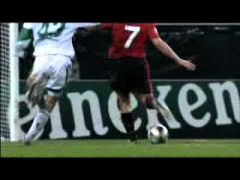 Top 5 Michael Owen goals for Manchester United