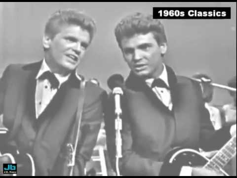 The Everly Brothers - Bye Bye Love (Shindig, Nov 18, 1964)