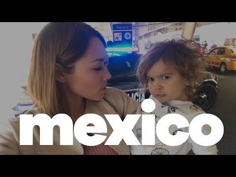 ¡NUESTRO VIAJE A MEXICO!