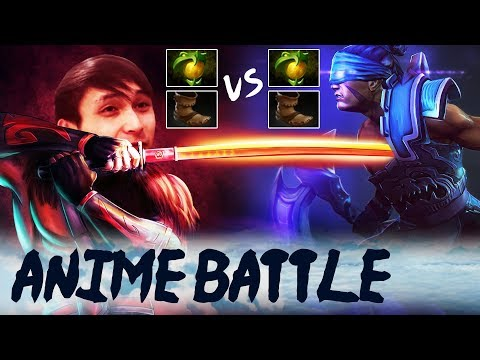 ROAMING JUGGERNAUT VS ROAMING ANTI-MAGE ◄ SingSing Dota 2 Highlights