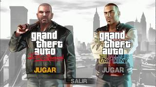 Descargar e Instalar Grand Theft Auto 4 y Grand Theft Auto Liberty City (GTA 4)