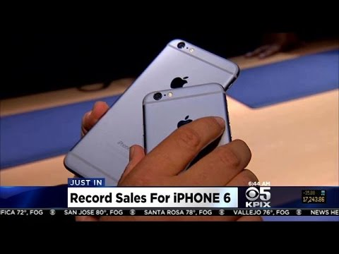 Over 10 Million Apple iPhone 6, 6 Plus Sold, Exceeding Tim Cook's Expectations