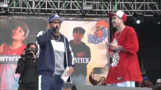 CRISTOFEBRIL VS AUTENTICK | OCTAVOS RED BULL BATALLA DE LOS GALLOS FINAL NACIONAL CHILE 2015