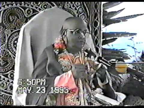 Bhajans By Sri Srimad Gour Govinda Swami Maharaja 1 video