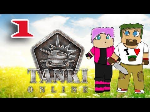 ч.01 Tanki Online - Можно ли играть с геймпадом?