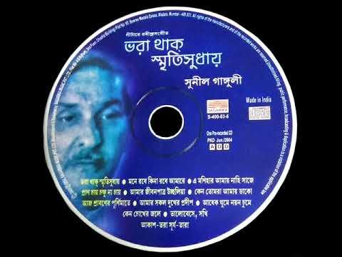 SUNIL GANGULY GUITAR - AKASH BHORA SURJO TARA