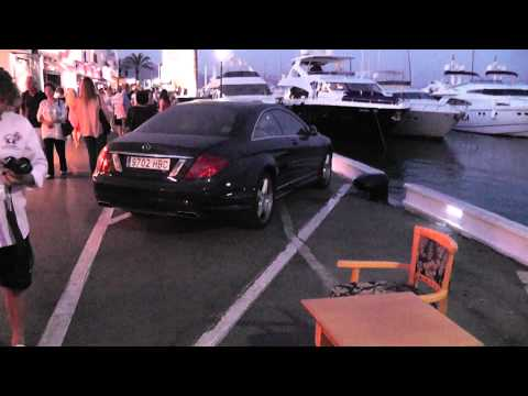 Exotic Cars in Marbella 2011 - Nightlife