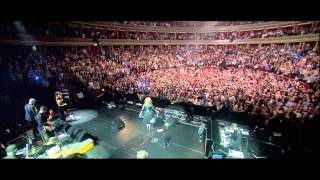 Adele Video - Adele - Rolling in the deep (Live Royal Albert Hall)