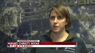 DTE Energy electric reliability