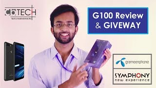Symphony G100 | Hands On Review & Giveaway | CreativeBird's TECH
