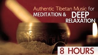 Tibetan Music for Meditation and Relaxation | Tibetan Singing Bowl