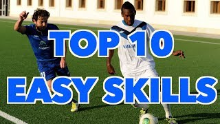 TOP 10 EASY SKILL MOVES TO USE IN A MATCH THE ULTI