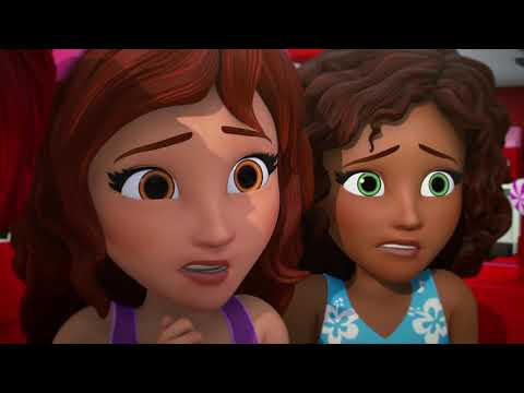 Stephanie's Surprise Party | LEGO Friends | Full Episode