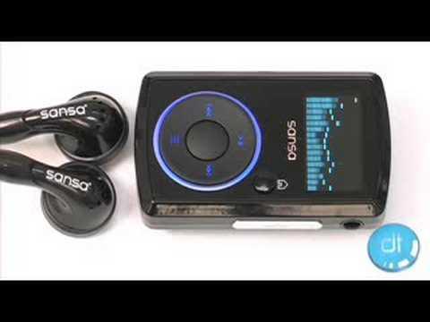 Sansa Clip MP3 Player Review
