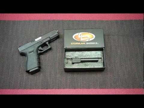 Glock 23 :: Storm Lake Conversion Barrel