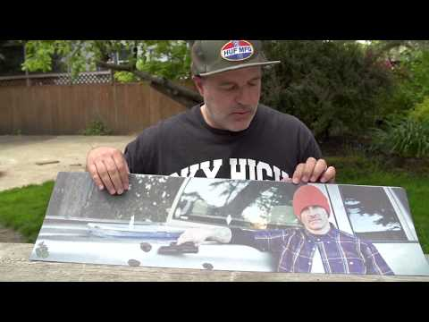 Joe Brook: Graphic MOB Griptape | MOB Grip
