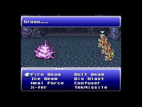 Final Fantasy 3 Walkthrough parte 1 - GTC