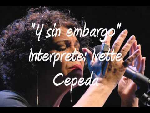 Ivette Cepeda- Y sin embargo - Joaquin Sabina