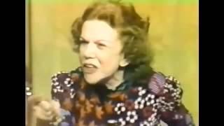 Кетрин Кульман о Святом Духе  Мэйби центр 1972г  (Kathryn Kuhlman)