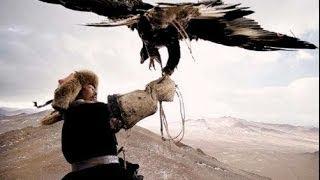 CACCIANDO - Caccia in Mongolia,  Eagles vs Wolves amazing hunt