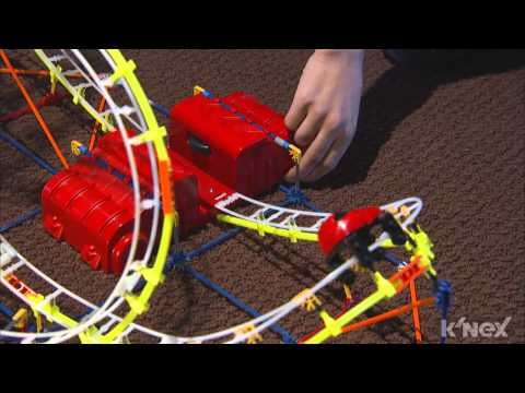 Supernova Blast Coaster™ Building Set by K'NEX