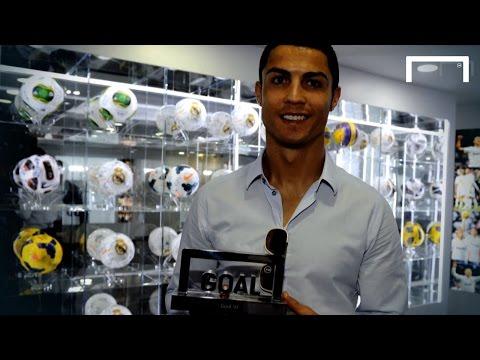 Michael Owen: 'Ronaldo is the best ever'