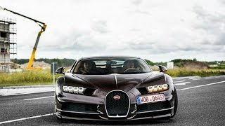 9 Cosas Que No Sabias Sobre El Bugatti Chiron